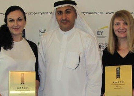 Impact Estate wins a prestigious Arabian Property Award