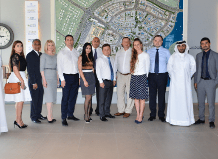Impact Estate represented the real estate industry of Bahrain during the Russian Delegation's visit